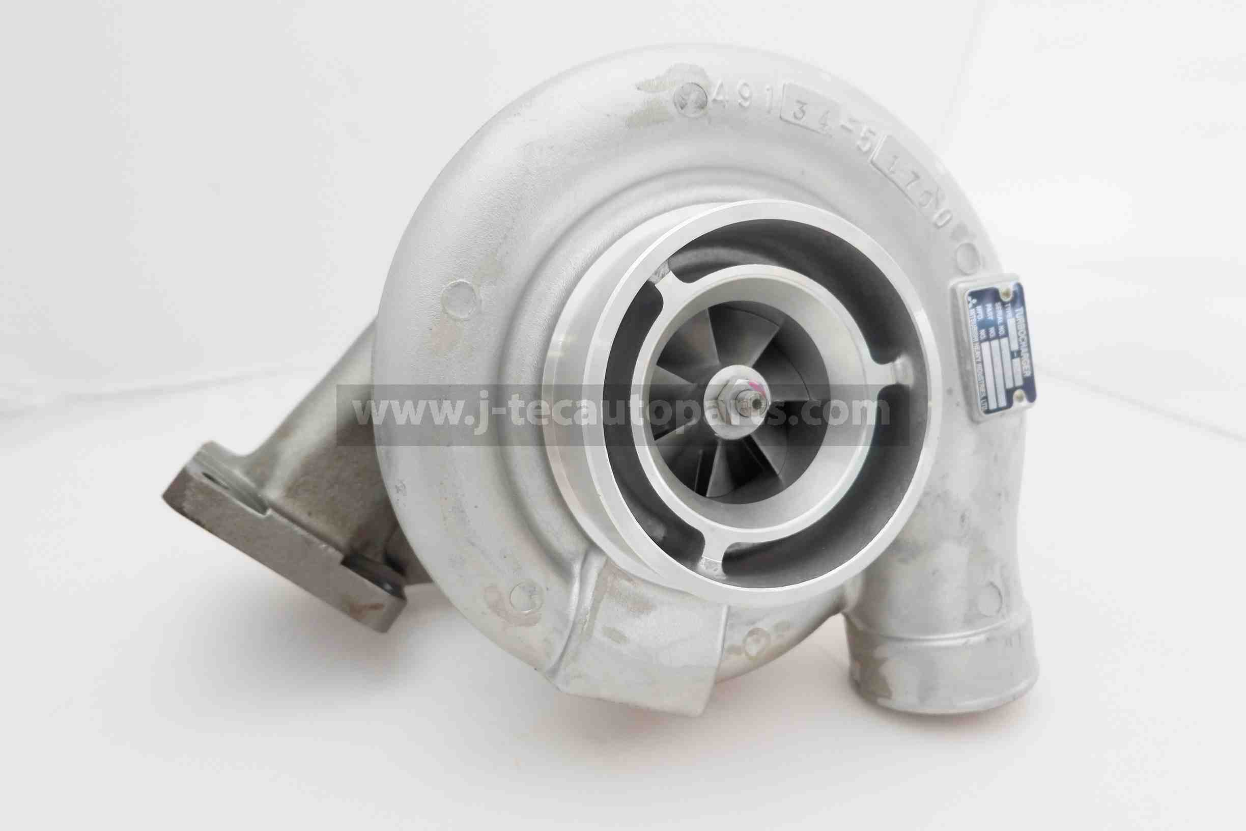MITSUBISHI TURBOCHARGER > ISUZU | Turbo JTEC